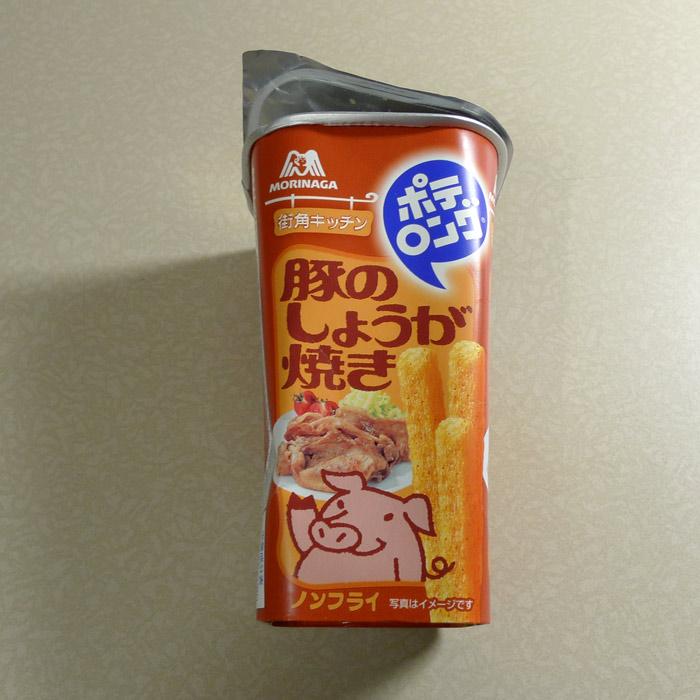 JST03: Morinaga Potelong – Grilled Ginger Pork Flavor.