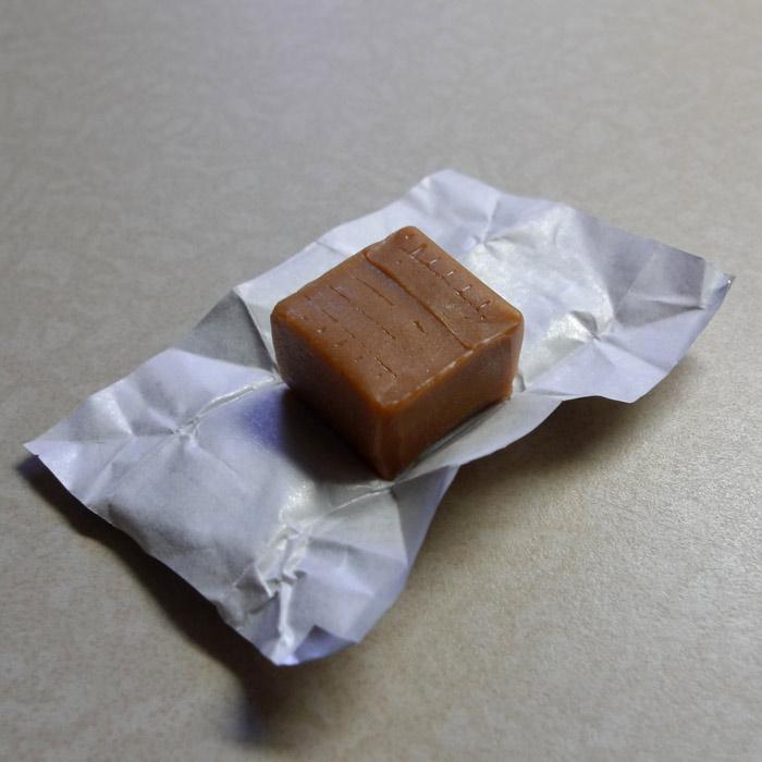 JST04:  Morinaga's Milk Caramel.
